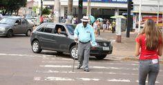 .: Idoso: uma das peças mais vulneráveis do trânsito brasileiro