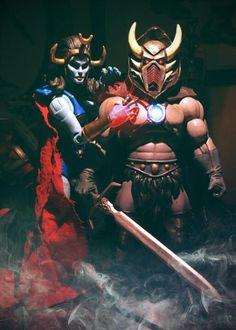 Shokoti and Lord Masque