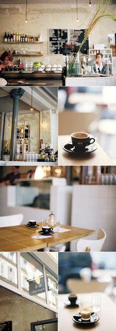 lingered upon: Where we had coffee in Paris. Télescope, Le Bal, Kooka Bourra, Coutume Café.