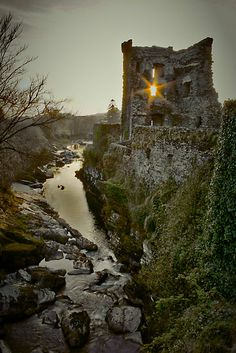 Carriganass Castle Cork, Ireland is a 16th-century tower house in County Cork. It is situated about 8 kilometers north-east of Bantry, close to the village of Kealkill, in West Cork.