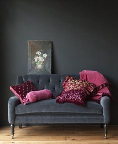 Pinterest has analyzed what its users are sharing most these days and identified 100 buzzy trends and ideas for 2016. Plenty of them will resonate with crafty, creative types looking for projects for the new year. While warm metallics like copper and rose gold still hold a prominent place in the design scene, gunmetal hardware and multiple hues of gray are appearing more frequently. (Photo: