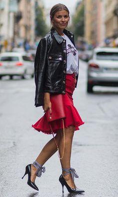'Fashion tips': Cómo lucir tu 'look' estival en otoño - Foto 6