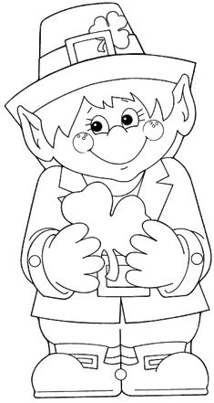 Here are the Popular Leprechaun Coloring Coloring Page. This post about Popular Leprechaun Coloring Coloring Page was posted under the Coloring Pages . March Crafts, St Patrick's Day Crafts, Daycare Crafts, Spring Crafts, Preschool Crafts, Colouring Pages, Coloring Pages For Kids, Coloring Sheets, Hand Coloring