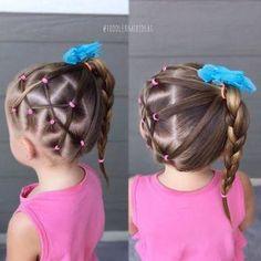 Afbeeldingsresultaat voor peinados para niña