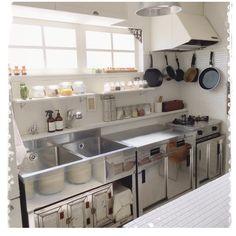 mocoさんのキッチン