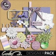 Flower And Lace Weddings Kit3