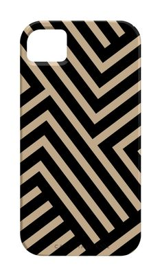 iPhone 4 or 5 case - Abstract Stripes. $39.00, via Etsy.