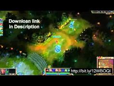Working League of Legends Zoom Hack [UPDATED 2013]