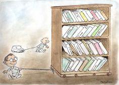 Ömer Çam, 46.Kütüphane Haftası 8.Ulusal Karikatür Yarışması birincisi