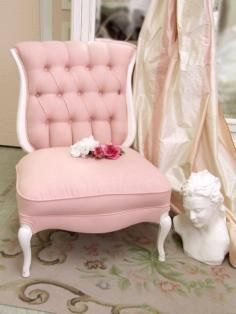 I have a chair like this with arms that needs re-painted and re-upholstered