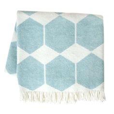 """""""Anna"""" blanket from Brita Sweden"""