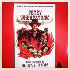 1977 Petey Wheatstraw OST. Some good instrumentals including Zombie March by Nat Dove and the Devils.