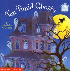 I bought Ten Timid Ghosts  by Jennifer O'Connel for my son ata grocery store checkout line (ha!)and I tell ya, he loooves it. I've wa...