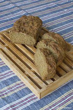 Φτιάξαμε πανεύκολα ψωμί! - To Cafe tis mamas Bread, Drinks, Wood, Crafts, Madeira, Beverages, Manualidades, Woodwind Instrument, Breads