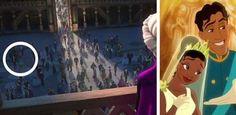 22 Hidden Secrets In Disney Movies You've Never Seen Before.