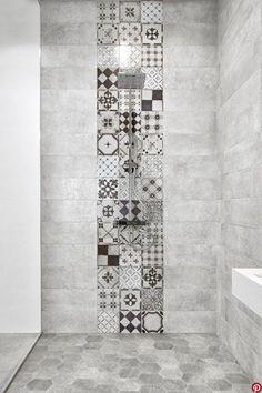 45 Best Shower Tile Ideas That Will Tranform Entire Atmosphere of Your Bathroom # Decor, Bathroom Tile Designs, Bathroom Interior, Bathroom Decor, Tile Bathroom, Bathroom Interior Design, Home Decor, House Interior, Toilet Design