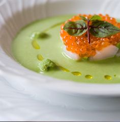 If you love seafood you can't go wrong with Marea and its award-winning chef Michael White.