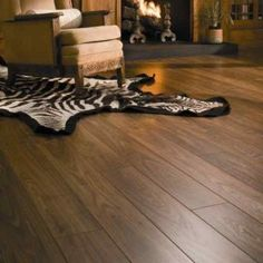 Wide Plank Laminate Wood Flooring