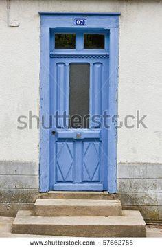 pretty shade of blue