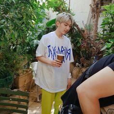 #MONT #Narachan #Bitsaeon #Roda Narachan Nara, Entertainment, Kpop, Mens Tops, T Shirt, Mint, Women, Fashion, Pictures