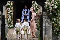 <p><em>[Photo: PA]</em> </p> Pippas Wedding, Sister Wedding, Wedding Season, Wedding Decor, Wedding Photos, Wedding Candy, Wedding Ceremony, Middleton Family, Kate Middleton Photos