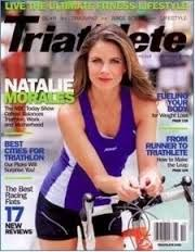 Natalie Morales, an American journalist, appeared on the cover of the October 2010 issue of Triathlete magazine. Natalie Morales, Nbc Today Show, Bicycle Store, Triathlon, Lifestyle, American, Celebrities, Fitness, Celebrity