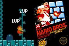 New Infinite Glitch Discovered In 'Super Mario Bros' after Three Decades Pop Culture News, Mario Bros., Super Mario Bros, Glitch, Broadway Shows, Games, Infinite, Adventure, Infinity Symbol