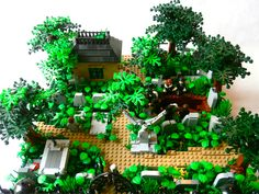 Thank you Flickr for awesome Lego Pics :)