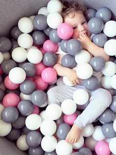 Baby Ball Pit | Baby Ball Pool | Cool Ball Pits | Crab and The Fox