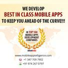 MobileApps Development MobileAPPtelligence is an award winning web, cloud and mobile #app #development company . It does next generation #mobile #app #development for #iOS , #Android, #Blackberry and #Windows platforms. It has been named among the top mobile application development companies by Silicon India.