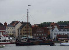 Hafen von Kappeln, Foto: S. Hopp
