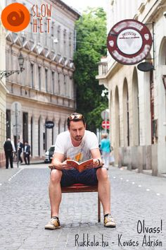 © Slow Budapest SlowWeek 2015 Olvass!