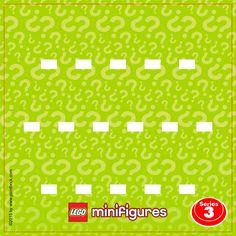 LEGO Minifigures 8803 Series 3 - Display Frame Background - Clicca sull'immagine per scaricarla gratuitamente! Lego Minifigure Display, Lego Display, Frame Display, Lego Frame, Lego Gifts, Ribba Frame, Lego Storage, Frame Background, Lego Models