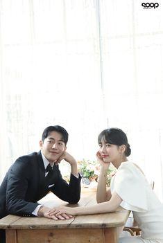 Korean Drama Stars, Korean Drama Best, Korean Drama Movies, Asian Actors, Korean Actors, Suzy Drama, Bride Of The Water God, Nam Joohyuk, Drama Tv Shows