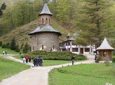 Manastirea Prislop, Tara Hategului