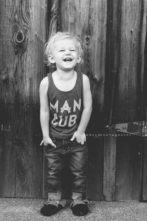 """Man Cub"" Tank"