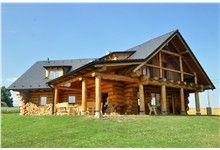 Log Homes, Vojkovice Log Homes, Home Fashion, House Styles, Home Decor, Houses, Caribbean, Timber Homes, Homemade Home Decor, Log Houses