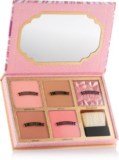 Benefit Cheekathon Blush & Bronzer Palette
