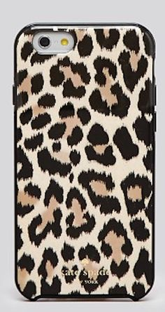 Shop for kate spade new york Leopard Ikat iPhone 6 Case in Leopard at  REVOLVE. Free day shipping and returns d6006003b3fb