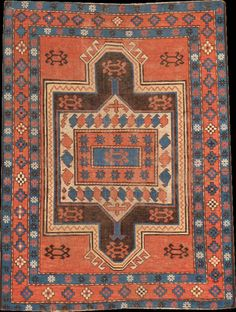 Turkish rug, early 20th century