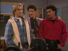 Saved By the Bell: The Collage Years