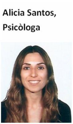 Alicia Santos Psicòloga Saints