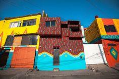 Galería de Intervención Urbana: una nueva personalidad para la Colonia Las Américas por Boa Mistura - 3