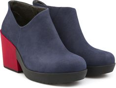 Camper Samba 46841-004 Ankle boots Women. Official Online Store USA