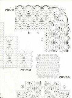 Rendas de filé 781 - claudia - Álbumes web de Picasa