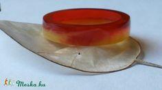 AKCIÓ!!JÚNIUS 10-23!!Naplemente gyűrű gyantából (NoRoVilaga) - Meska.hu Resin Jewellery, Resin Jewelry