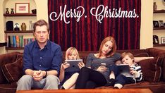 High-Tech Christmas - Holiday Family Photo Ideas That Are Downright Adorable - Photos