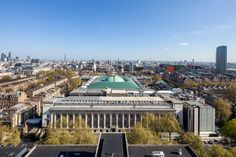 rogers stirk harbour + partners extends the british museum