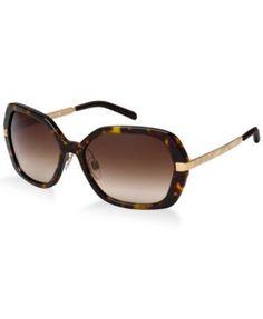 Burberry Sunglasses, BE4153Q | macys.com