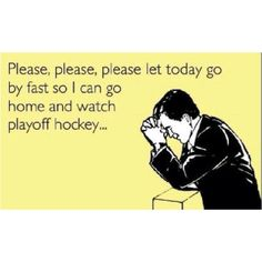 Playoffs are the most stressful time in a hockey fans life Flyers Hockey, Hockey Games, Hockey Mom, Ice Hockey, Hockey Playoffs, Ducks Hockey, Hockey Party, Stars Hockey, Funny Hockey